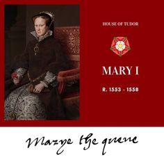Mary Tudor, Mary I, Tudor History, British Royals, Photo And Video, Royalty, Instagram, Posts, Queen