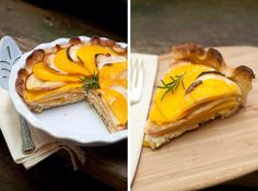 Bibelot: Butternut Apple Tar Recipe from The Forest Feast