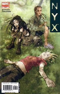 NYX (comics) - Wikipedia, the free encyclopedia
