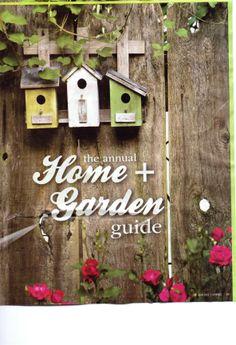 DIY Birdhouses