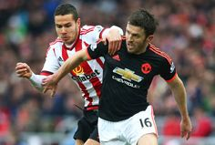Man United star Michael Carrick is wanted by Arsene Wenger