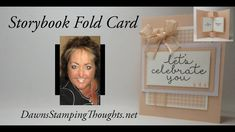 Storybook Fold Card