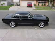 1966 Mustang - This is what I hope ours looks like EVENTUALLY!