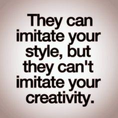 #creativity #style