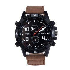 $2.48 (Buy here: https://alitems.com/g/1e8d114494ebda23ff8b16525dc3e8/?i=5&ulp=https%3A%2F%2Fwww.aliexpress.com%2Fitem%2FHot-Marketing-relogi-Luxury-Men-s-Canvas-strap-Large-Dial-Military-Sport-Quartz-Wrist-Watch-Free%2F32788560907.html ) Hot Marketing relogi  Luxury Men's Canvas strap Large Dial Military Sport Quartz Wrist Watch Free Shipping Jan11 for just $2.48