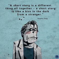 The awesome Steven King