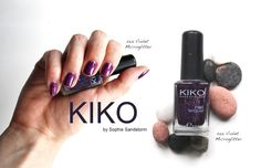 SOPHIE SANDSTORM - KIKO COSMETICS http://sophiesandstorm.blogspot.co.uk/ #nailpolish #nail #manicure #beauty #beautyblog #blog #sophiesandstorm #kiko