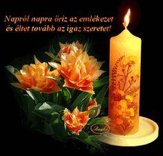 Gyertyaláng.hu | Czakó Béláné szül Tóth P Éva - Évike oldala Pillar Candles, Blog, Blogging, Candles