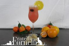 Lunar Eclipse: Impress your guests with a #molecular #cocktail, combining the sweetness of #cherries with #ginger spiciness - Fratelli ai Fornelli