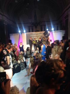 La Biosthetique, beauty stylist awards presentation, runner up