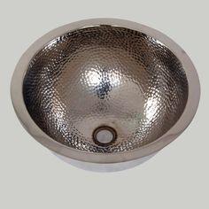 Copper Bath Sinks | Copper Vessel Sinks | Copper Round Sinks