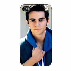 Cool Dylan O brien iPhone 4/4s Case