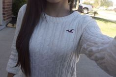 Hollister sweaters For dinner Possibly
