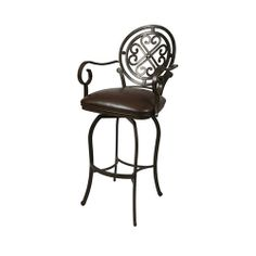 "Pastel IF-217-30-AR-945 - Island Falls 30"" Swivel Barstool 