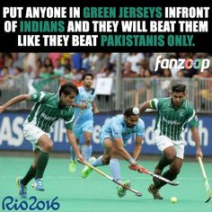 IND Hockey team wins 1st Olympic Match in 12Years.