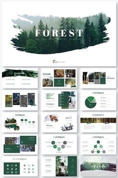 This template comprises a total of 36 unique forest-themed slides. Discover High quality Presentation templates at Slide Members Powerpoint Design Templates, Powerpoint Background Design, Presentation Design Template, Ppt Design, Presentation Layout, Slide Design, Website Design Layout, Web Layout, Travel Website Design
