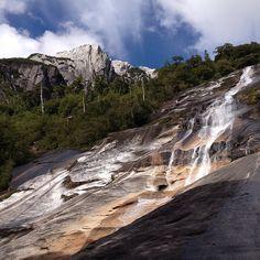 Circuito de Las Cascadas, Valle de Cochamó, X Región de Los Lagos. Fotografía de María Jesús Prat - Photo by chilediscovery