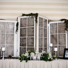 I really like this idea. For a wedding, it would be a cool bible verse display or seating charts