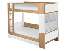 Nursery Works Duet Bunk Bed | 2Modern Furniture & Lighting