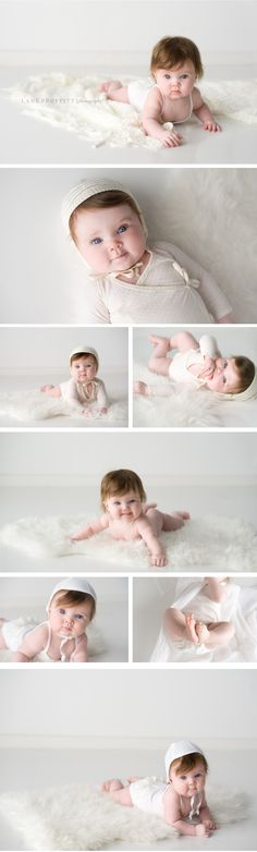 Así se ve un bebe a sus 5 meses. RT: 5 month old baby photography Copyright Lane Proffitt Photography Nashville TN 6 Month Photography, Toddler Photography, Newborn Baby Photography, Newborn Photos, Family Photography, Photography Ideas, Newborn Bebe, Foto Newborn, Photo Bb