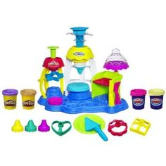Play-Doh Sweet Shoppe Frosting Fun Bakery Playset: Christmas Gifts