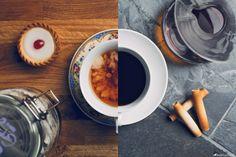 I Drink Coffee, She Takes Tea - I Drink Coffee, She Takes Tea Photographed by Rick Nunn