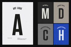 My name is — direction artistique & design graphique - Art Ligue