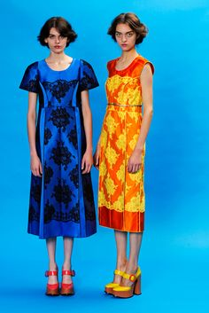 Marc Jacobs Resort 2013 collection.