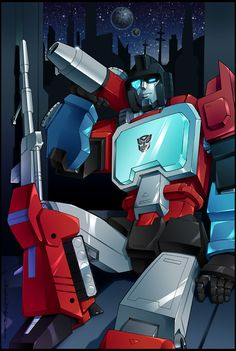 TF - IDW Perceptor by straya.deviantart.com on @deviantART