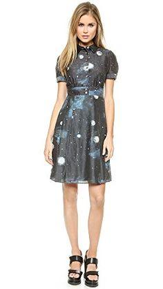 Marc by Marc Jacobs Women's Stargazer Voile Dress