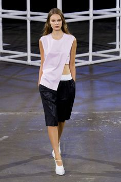 Alexander Wang at New York Fashion Week Spring 2014 - StyleBistro