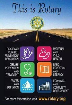 This is Rotary....