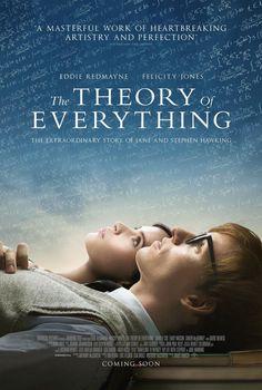 Вселенная Стивена Хокинга (The Theory of Everything). Судя по трейлеру, очень грустный фильм, но это вряд ли причина, чтобы его не смотреть.