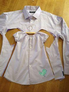 aus hemd mach Kleid.jpg (720×960)