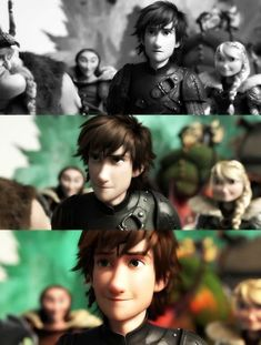 Hiccup ascending to chief