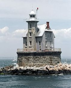 """True Hauntings of America: The Haunting of Race Rock Lighthouse, New York (""""Please click here to read it!"""" link leads you to a Yahoo! Voice article with the history of death surrounding this little island.)"""