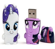 My Little Pony USB Flash Drives