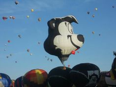 I can't wait for the balloon fiesta this year !!!!!! :)