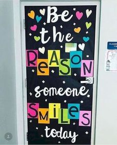 New Classroom Door Kindness Bulletin Boards Ideas Classroom Bulletin Boards, New Classroom, Classroom Design, Classroom Displays, Classroom Themes, Classroom Organization, Classroom Door Quotes, Welcome Door Classroom, Bulletin Board Ideas For Teachers
