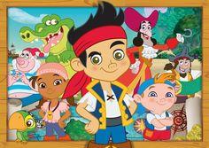 Disney Junior: Jake and the Neverland Pirates