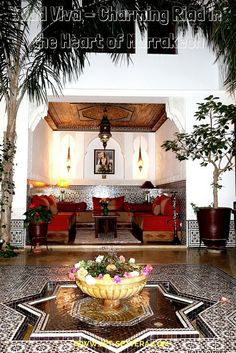 Read about Riad Viva - Charming Riad in the Heart of Marrakech, Morocco | Riad Viva | Best…