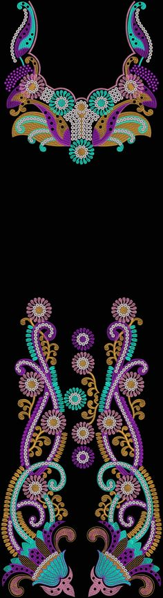 Latest Embroidery Designs, Its Designs Rat Is $8 If U Want This Design Plz Contact (Khalid Mahmood, +92-300-9406667)