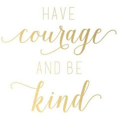Truncation - Have Courage and Be Kind - Truncation