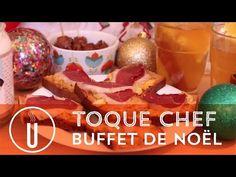 Toque Chef - Un apéritif dînatoire de Noël - YouTube