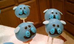 The how to for Cake Pops
