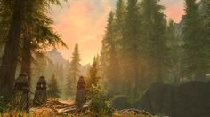 Skyrim is so beautiful (x-post from r/skyrim) http://ift.tt/2l9G4K5