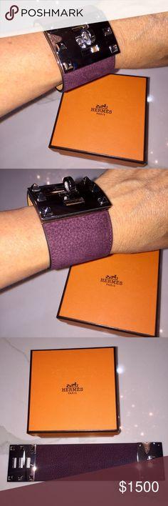 Hermes Kelly Bracelet Burgundy Suede Brand New, never warn, Kelly Bracelet. Size small Burgundy Suede. Hermes Other