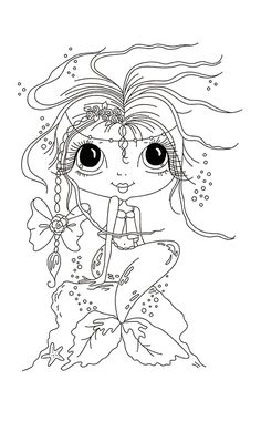 Look what I found on AliExpress Colouring Pics, Cartoon Coloring Pages, Adult Coloring Pages, Coloring Books, Cartoon Drawings, Cute Drawings, Besties, Big Eyes Artist, Scrapbooking Photo
