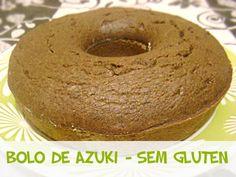 Bolo de feijão azuki #receita #bolo #vegan
