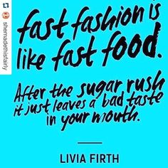 #Repost @shemadethisfairly - double tap if you're supporting slow fashion   #makeadifference #peoplematter #respect #fairtrade #fastfashion #fashion #ethicalfashion #slowfashion #ethicalfashionblogger #ethicalblogger #ethicalfashionblog #liveethically #shopethically #whomademyclothes #truecost #littlelotustribe
